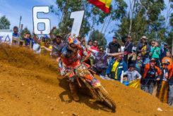 Jorge Prado MX2 Mundial MXGP motocross Portugal 201921
