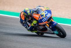 Lorenzo Baldassarri Moto2 Jerez 2019