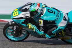 Lorenzo Dalla Porta pole Moto3 Jerez