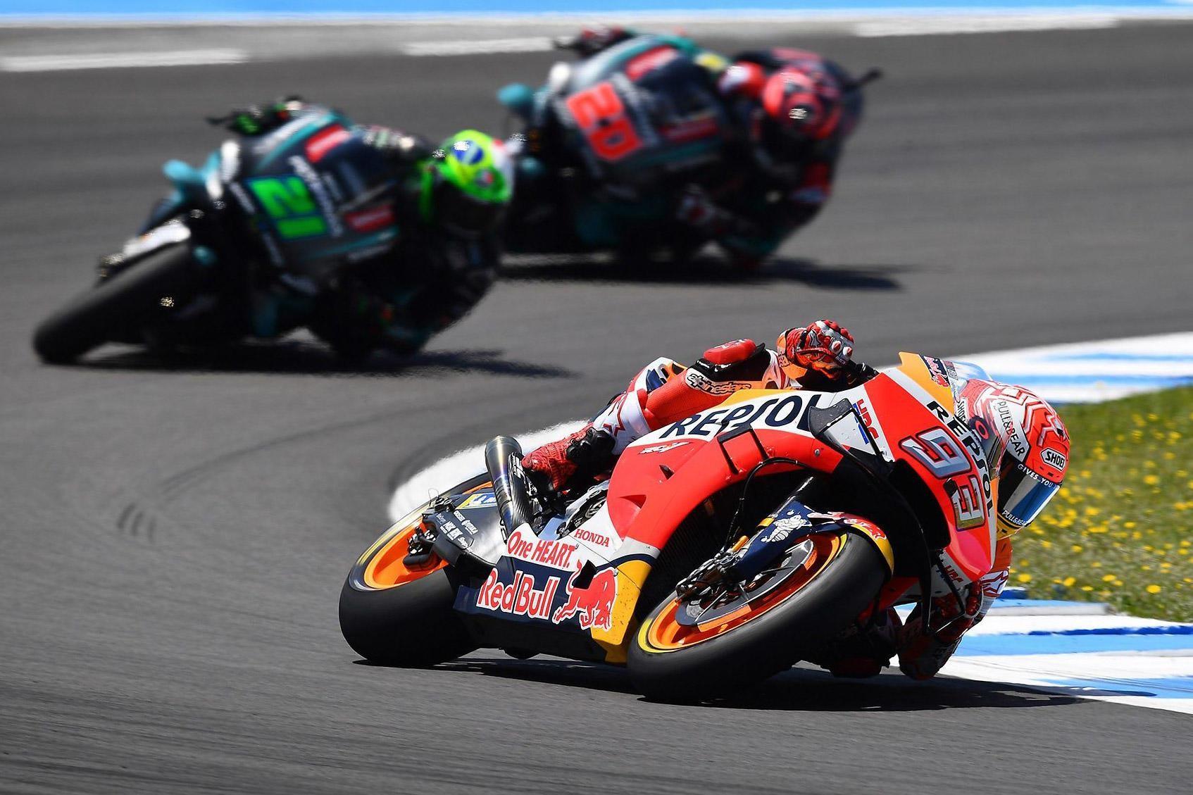 Clasificación MotoGP 2019