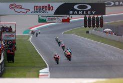 Mugello MotoGP cambio rasante