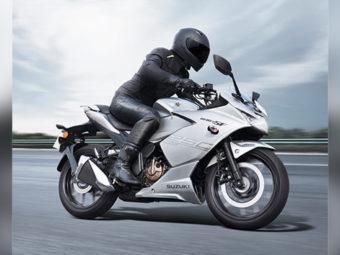 Suzuki Gixxer 250 SF 2020 ppal