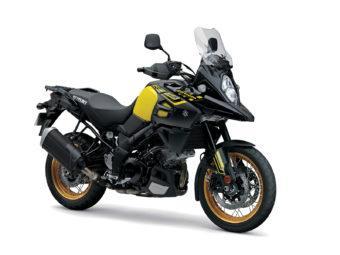 Suzuki V Strom 1000 201911