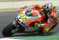 Valentino Rossi casco MotoGP Mugello 2012