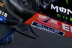 Yamaha M1 deflector MotoGP Jerez 2019