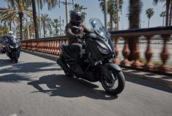 Yamaha XMAX 300 Iron Max 2019 pruebaMBK054