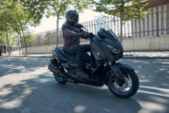 Yamaha XMAX 300 Iron Max 2019 pruebaMBK057