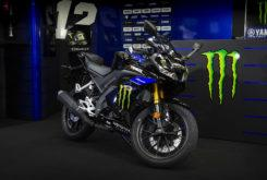 Yamaha YZF R125 2019 MotoGP Replica Monster energy20