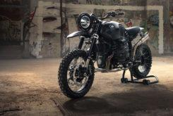 bmw R NineT urban gs Thor preparacion Injustice Customs
