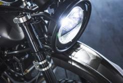 bmw R NineT urban gs Thor preparacion LED