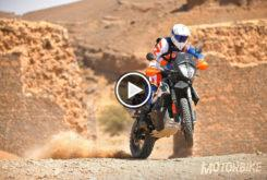 prueba KTM 790 Adventure R 2019 video