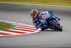 Alex Rins MotoGP Montmelo 2019