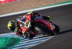 Alvaro Bautista victoria WSBK Superpole Race Jerez 2019 (2)