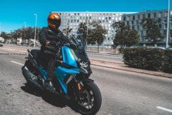 BMW C 400 X 2019 pruebaMBK01