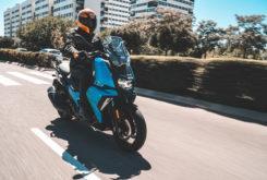 BMW C 400 X 2019 pruebaMBK04