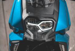 BMW C 400 X 2019 pruebaMBK20