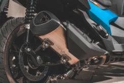 BMW C 400 X 2019 pruebaMBK26