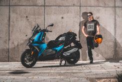 BMW C 400 X 2019 pruebaMBK50