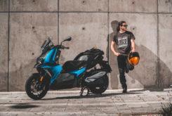 BMW C 400 X 2019 pruebaMBK51