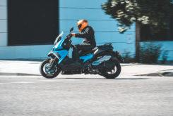 BMW C 400 X 2019 pruebaMBK55