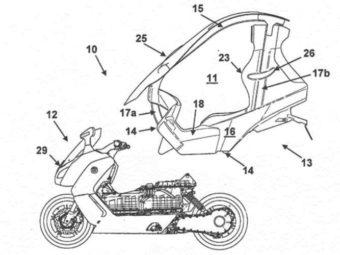 BMW C evolution techo BikeLeaks (2)