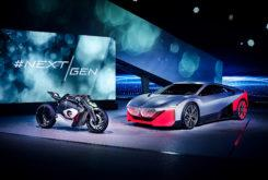 BMW Vision DC Roadster moto electrica 47
