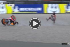 Caída Jorge Lorenzo FP1 GP Assen 20199bPlay