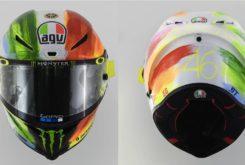 Casco Valentino Rossi GP Italia Mugello 2019