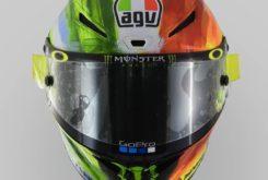 Casco Valentino Rossi MotoGP Mugello Italia 2019 (5)