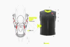 Dainese Smart Jacket airbag seguridad moto