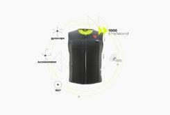 Dainese Smart Jacket airbag seguridad tecnología