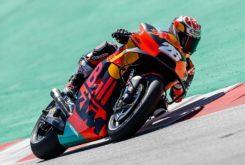 Dani Pedrosa MotoGP KTM RC16 Test Montmelo (4)