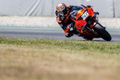 Dani Pedrosa MotoGP KTM RC16 Test Montmelo (5)