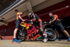Dani Pedrosa MotoGP KTM RC16 Test Montmelo (7)