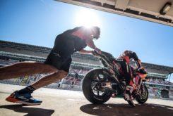 Dani Pedrosa MotoGP KTM RC16 Test Montmelo (8)