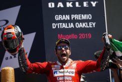 Danilo Petrucci Victoria MotoGP Mugello 2019