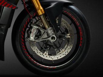 Ducati Streetfighter V4 Prototype 2019 Pikes Peak3