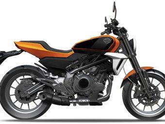 Harley Davidson 338 cc render (2)