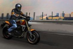 Harley Davidson 338 cc render ppal