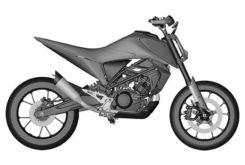 Honda CB125M patentes (2)