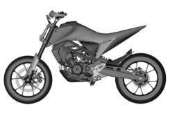 Honda CB125M patentes (3)