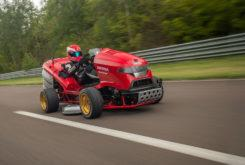 Honda Mean Mower V2 record 160 kmh 05