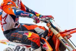 Jeffrey Herlings KTM 450 SX F 2019 Kegums