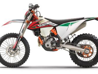 KTM 350 EXC F Six Days 2020 enduro 01