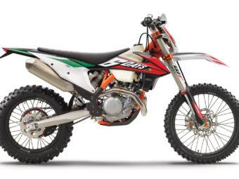 KTM 450 EXC F Six Days 2020 enduro 02