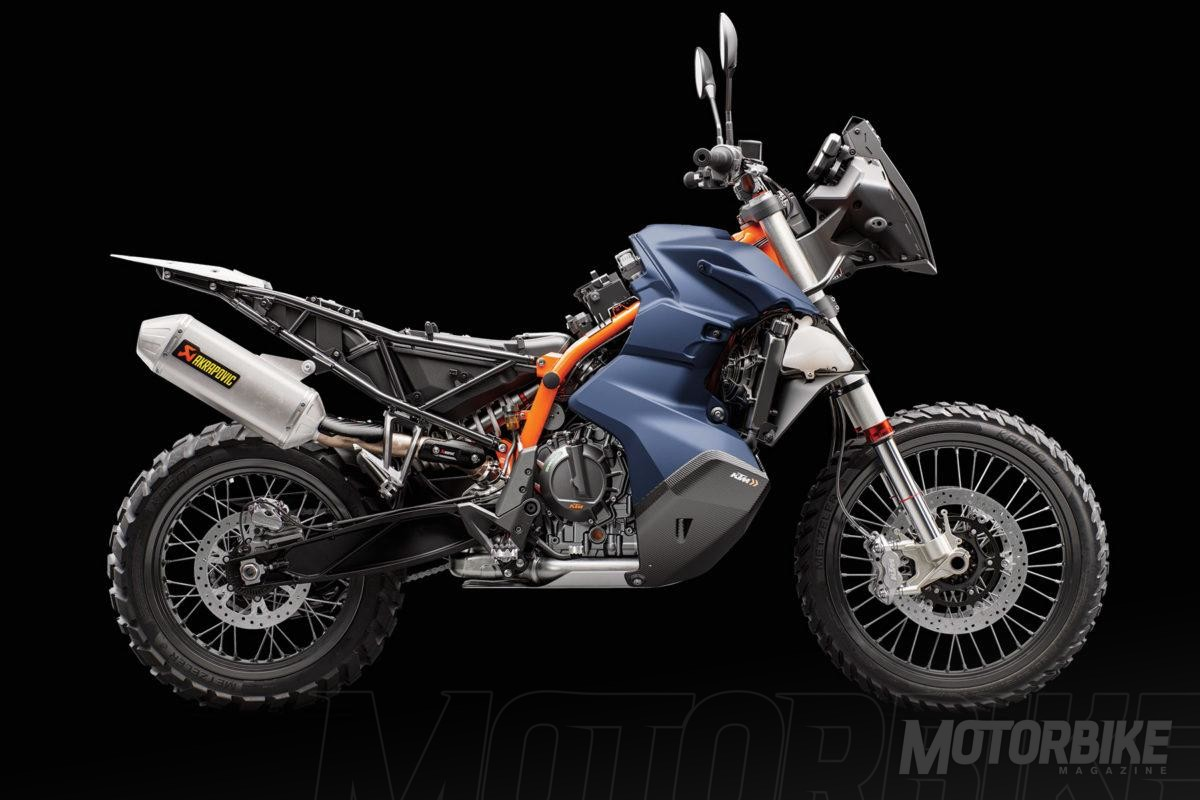 Ktm 790 Adventure Rally 2020 161 Trail M 225 S Extremo Y