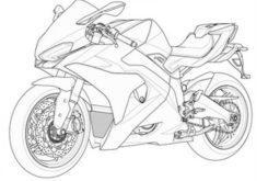 KYMCO SuperNEX bocetos BikeLeaks (1)
