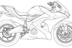 KYMCO SuperNEX bocetos BikeLeaks (3)