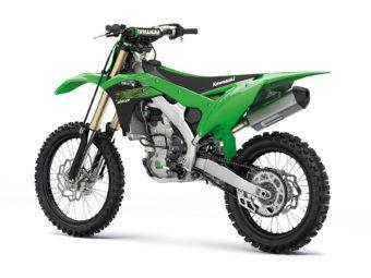 Kawasaki KX250F 2020 21