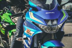 Kawasaki Ninja 125 vs Suzuki GSX R 125 (33)